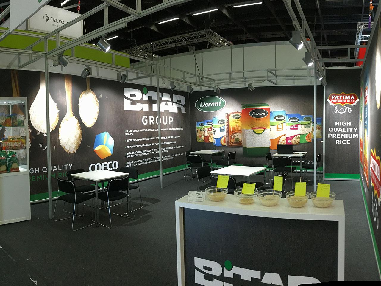 BG participated in Anuga Exhibition